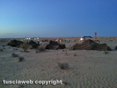 Viterbo - 100 chilometri nel Sahara