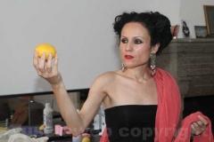 101 donne che hanno fatto grande Roma performance di Patrizia Conti
