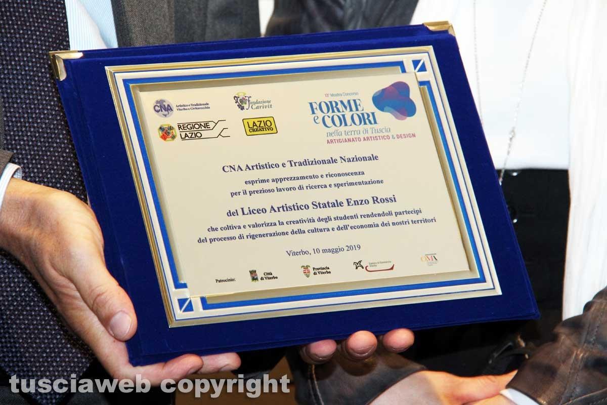 Tredicesima mostra concorso, premiata la qualità