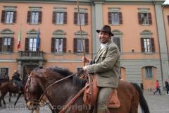 Viterbo - Sant\'Antonio abate - 150 cavalli per le vie della città