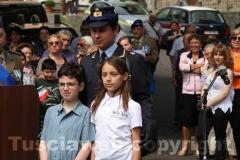 I due bimbi della scuola primaria De Amicis di Viterbo