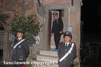 Omicidio di Sutri - L\'intervento dei carabinieri