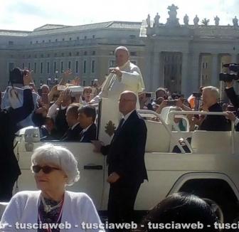 60 anni Avis, udienza dal papa