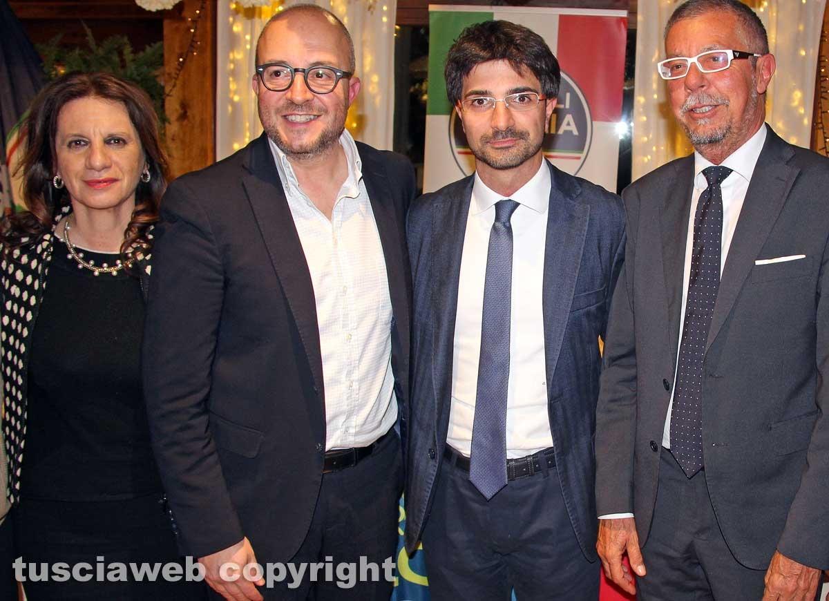 Allegrini, Rotelli, Sabatini, Lega