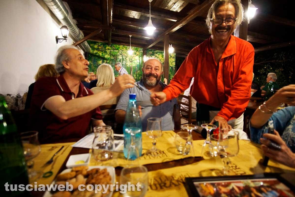 A cena con i briganti
