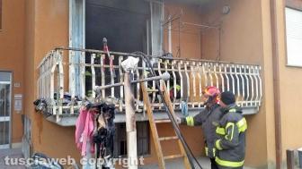 A fuoco negozio per bambini