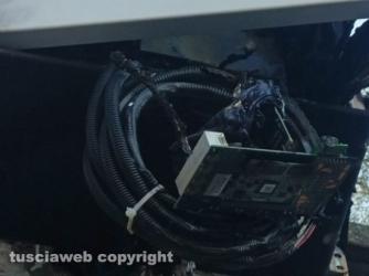 A fuoco varco elettronico