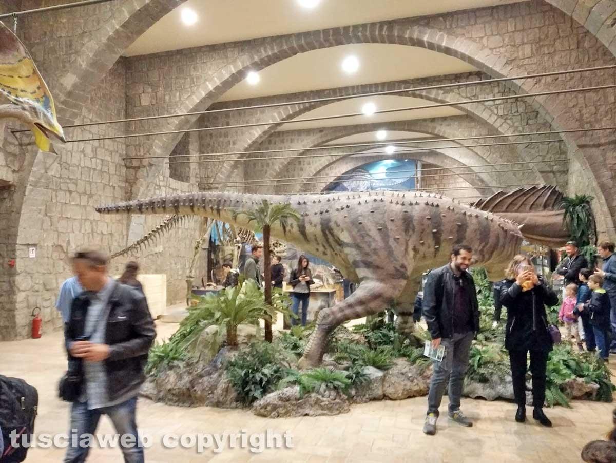Viterbo - A Pasqua con i dinosauri