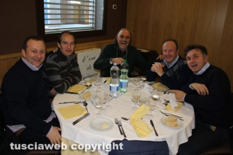 A tavola col centro sociale Pilastro