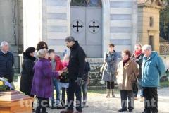 Il funerale di Giovanna Strich
