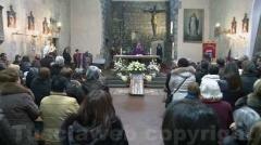 Vitorchiano  - I funerali della piccola Irene