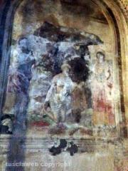 Santi Giovanni Battista, Girolamo e Lorenzo di Antonio Del Massaro, detto Pastura
