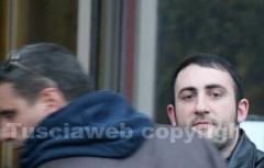 L\'arresto di Ervin Di Maulo