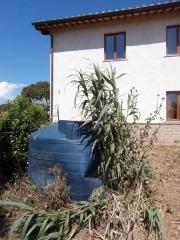 Il boiler dell\'acqua rovinato