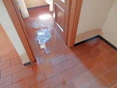 Infiltrazioni d\'acqua nelle stanze