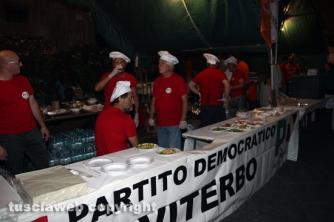Viterbo - Al via la Festa dell\'Unità