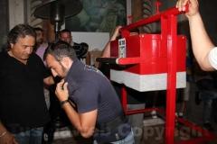 Santa Rosa - Facchini - Le prove di portata