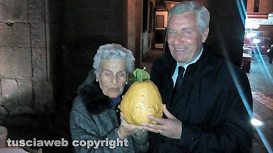 Nonna Pasqualina e Leonardo Michelini