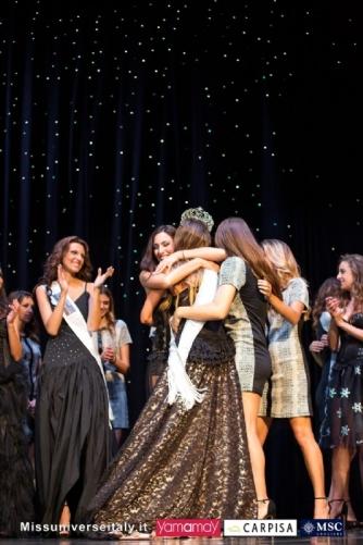 Alice Viglioglia a Miss Universo Italia - L\'incoronazione di Valentina Bonariva