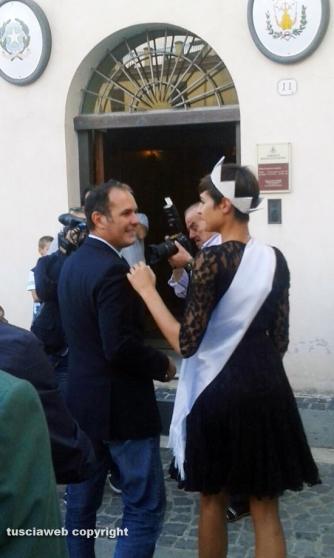 Alice Sabatini a Montalto di Castro
