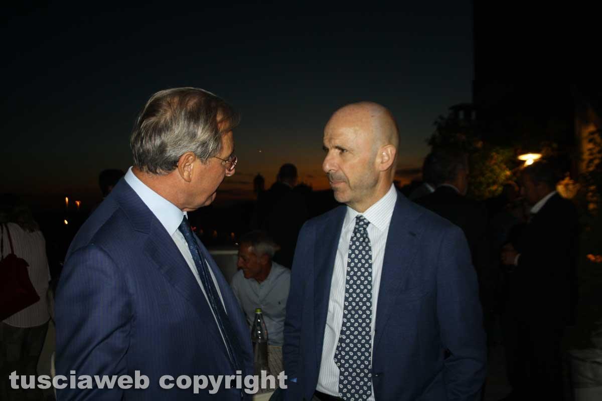 Unindustria - Filippo Tortoriello e Angelo Camilli