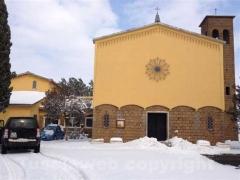 Anche le campagne sotto la neve - Monterazzano