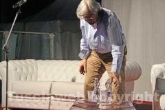 Anche le star invecchiano - Vittorio Sgarbi