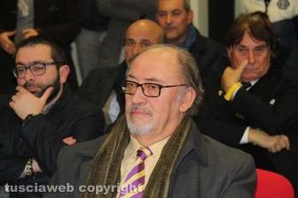 Andrea Egidi inaugura il comitato elettorale