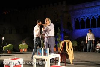 Vittorio Sgarbi a Caffeina