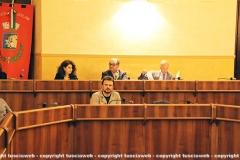 Il consiglio comunale a Civita castellana