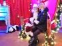 Anna Falchi al Caffeina Christmas Village