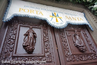 Apertura della Porta Santa