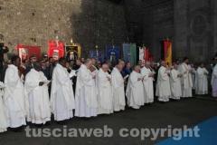 Bolsena - Giubileo straordinario - Apertura della porta santa