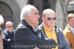 Il segretario comunale del Pd Alvaro Ricci