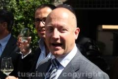 Il vicesindaco Luigi Maria Buzzi