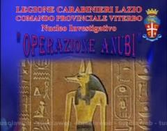 Operazione Anubi - Arrestati tre necrofori