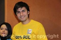 Angelino Alfano a Viterbo