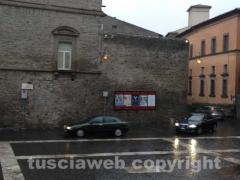L\'arrivo di Monti a piazza San Lorenzo