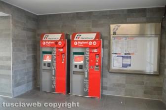 Stazione di Tarquinia - Biglietteria