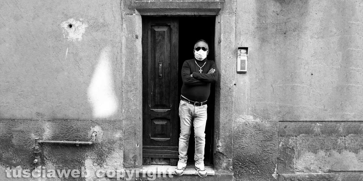 125- Via Alessandro Volta Viterbo - 6x3 - Daniele Camilli