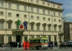 Attentato palazzo Chigi