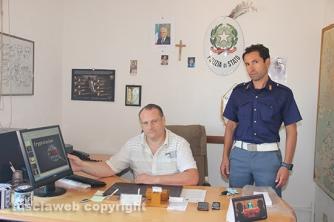La polizia postale lancia l\'allarme cryptolocker - La polizia postale lancia l\'allarme cryptolocker - Il comandante della polpost viterbese Averaldo Piazzolla