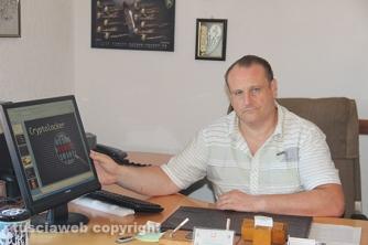 La polizia postale lancia l'allarme cryptolocker - Il comandante della polpost viterbese Averaldo Piazzolla