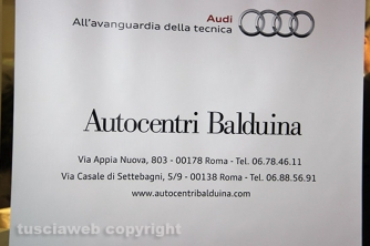 Autocentri Balduina sbarca a Viterbo