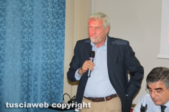 Leonardo Michelini, sindaco di Viterbo