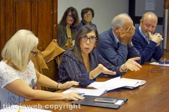 Bagarre in terza commissione