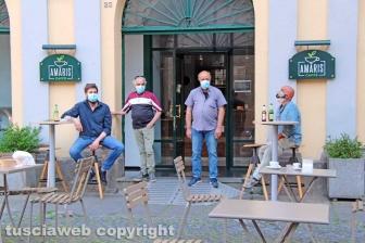 Bar, ristoranti e suolo pubblico