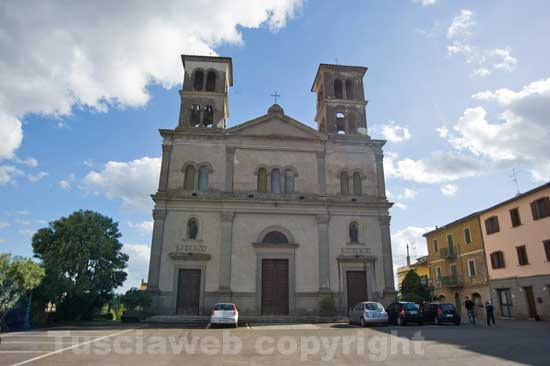 Bassano in Teverina - Chiesa dell\'Immacolata concezione