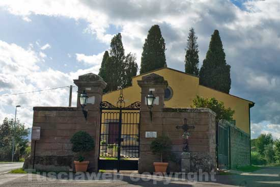 Bassano in Teverina - Cimitero