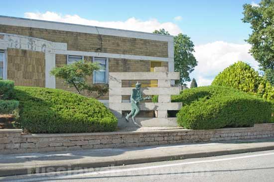 Bassano in Teverina - Monumento palazzo comunale